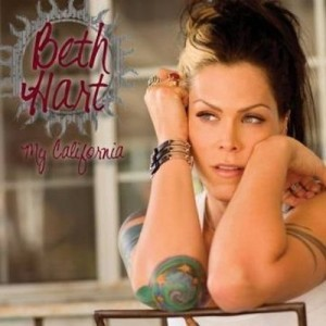 Beth Hart My California CD